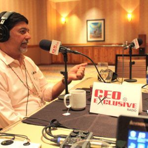 CEO Exclusive Broadcasting Live from the Conscious Capitalism 2019 Conference with Raj Sisodia
