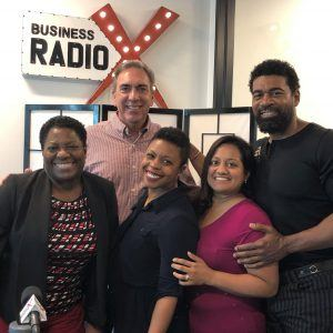 Atlanta Business Radio Special Episode: From Diagnosis Back to Life