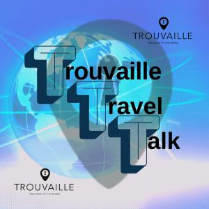 Trouvaille Talks Travel on Tucson Business Radio, Ep#1