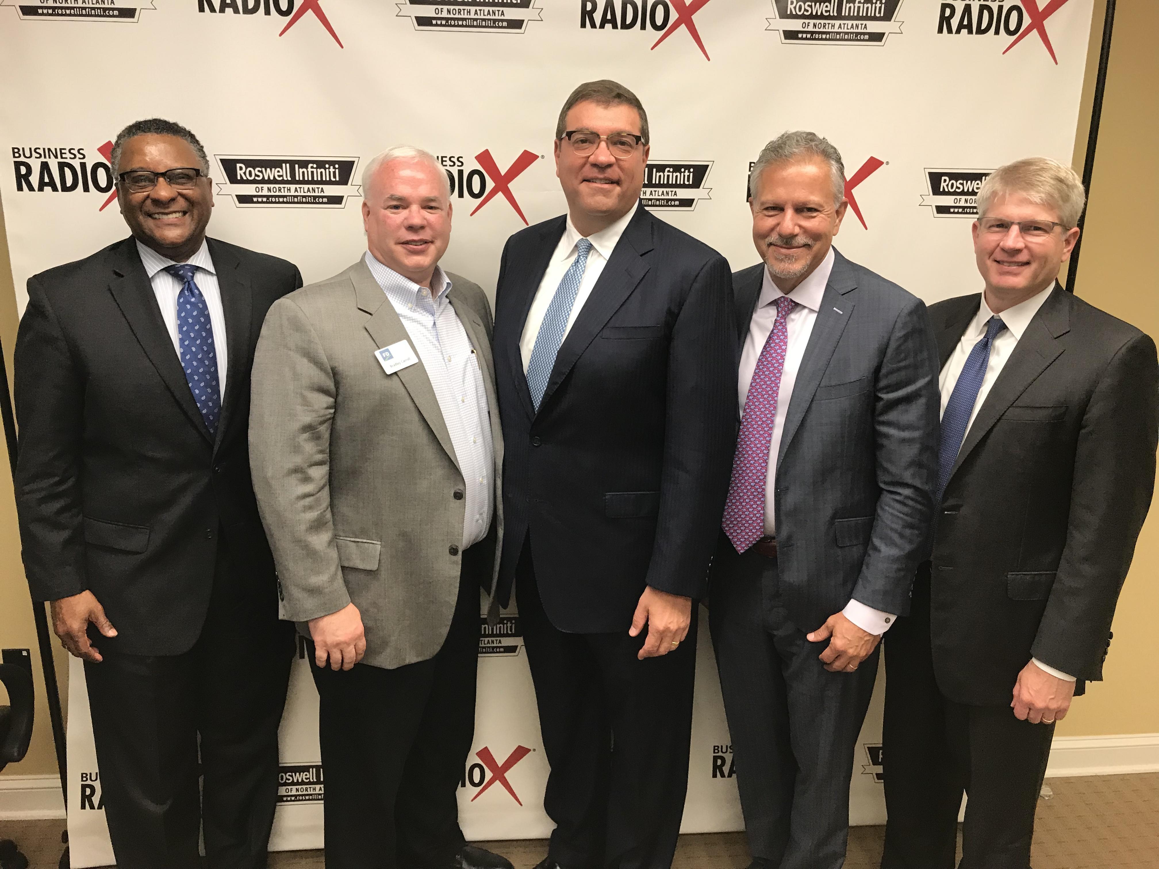 Frazier & Deeter's Business Beat: Cadence Bank - Business RadioX ® -