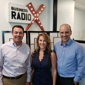 Customer Experience Radio: Mike Gomes and Brian Ericson with Cortland