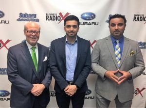 Randy Kessler with KS Family Law and Don Mahmood and Maher Ahmed with MedSmarter