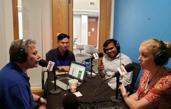 ATDC Radio: Connie Casteel, Kenji Takeuchi and Shauvik Roy Choudhary with MoQuality
