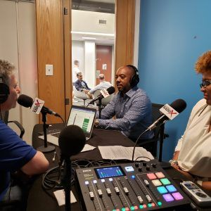 ATDC Radio: Kirk Barnes with ATDC and Arletha Livingston with Morehouse School of Medicine