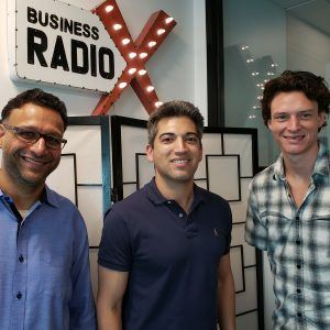 TECH TALK: Fynn Glover with Matcha and Ravi Venkatesan with Bridge2 Solutions