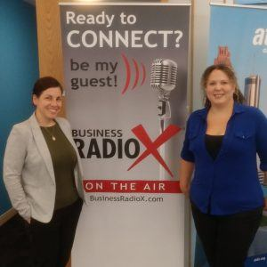 ATDC Radio: Danielle Claffey with Kuck Baxter Immigration and Danielle Major with Smart Convos
