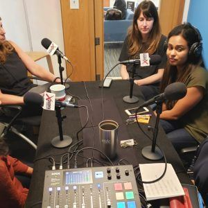 ATDC Radio:  Anju Mathew with Oncolens, Puja Vadodaria with DLA Piper, Jude Rasmus with Properly and Lynn Perry with Haste