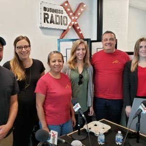 Atlanta Cares Radio: Robin Chanin and Desiree Fowler with Global Growers Network, Ken and Jeannette Katz with Kosher Guacamole and Micah Dalton with ATL Collective