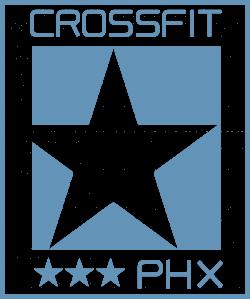 CROSSFITPHXLOGObluerectangle