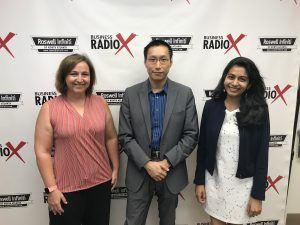Family Business Radio, Episode 1:  Jennifer DeLoach, Bexley & DeLoach, and Saloni Desai, By Design LED