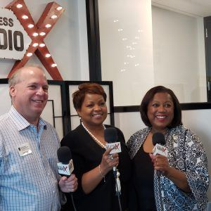 GWBC Radio: Andy Fried with UGA SBDC and Anita Davis with Business2Banker Connection