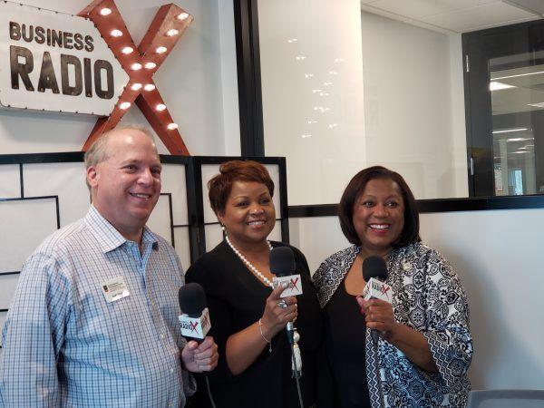 GWBC Radio: Andy Fried with UGA SBDC and Anita Davis with
