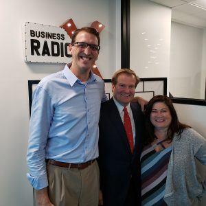 MarketMate Atlanta: Faye Sykes and Kevin Salvadori with Scarlet Oak Financial Services