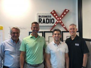 TECH TALK: Chris Carneal with Booster Enterprises, Erik Bush with Demand Driven Technologies and Scott Roby with Ware2Go