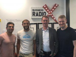 TECH TALK: John Peak with Candid Partners, Aleks Cardwell with Smarp and Marshall Mosher with Vestigo