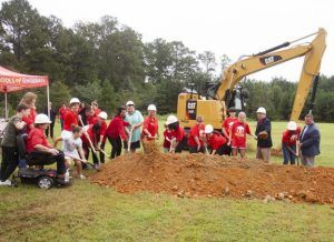Dreams Come True! Groundbreaking for the New Special Needs Schools of Gwinnett Campus