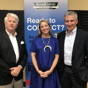 Frazier & Deeter's Business Beat:  Blair Cunningham and Elizabeth Burdette, SignatureFD