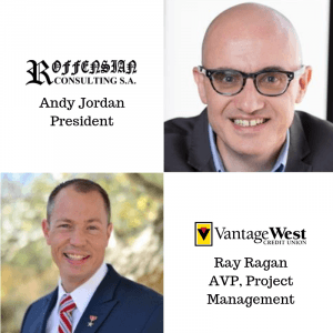 E37 Andy Jordan with Roffensian Consulting and Ray Ragan with Vantage West