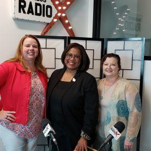 GWBC Radio: Kathleen Marran and Debra Wilson with UPS