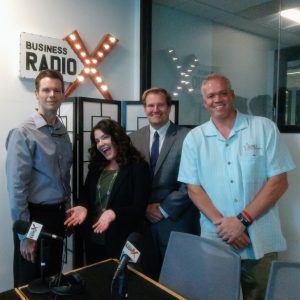 MarketMate Atlanta: Mindy Godwin, Mitch Hamburger and Rodney Godwin with ARC