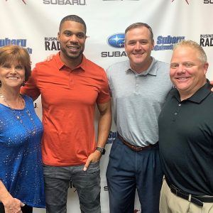 MARKETING MATTERS WITH RYAN SAUERS: Jason Campbell with QBJCdigital and David Greene with Sterling Seacrest Partners Inc.