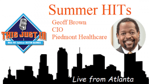 Summer HITS Geoff Brown