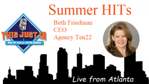 Summer HITs Beth Friedman