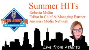 Summer HITs Roberta Mullin