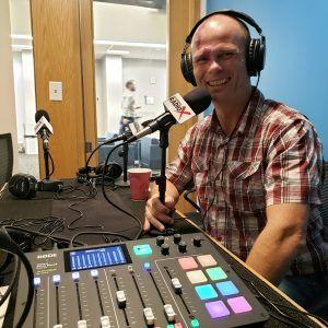 ATDC Radio: Benjamin Damiani with Solar Inventions