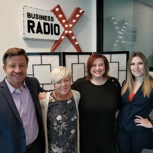 Atlanta Cares Radio: Kristi Porter with Signify, Philip Coven with Pollock Commercial and Kitti Murray with Refuge Coffee