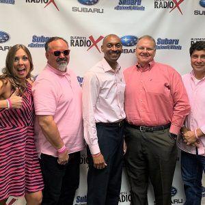 Ricoh USA: Real Men Wear Pink