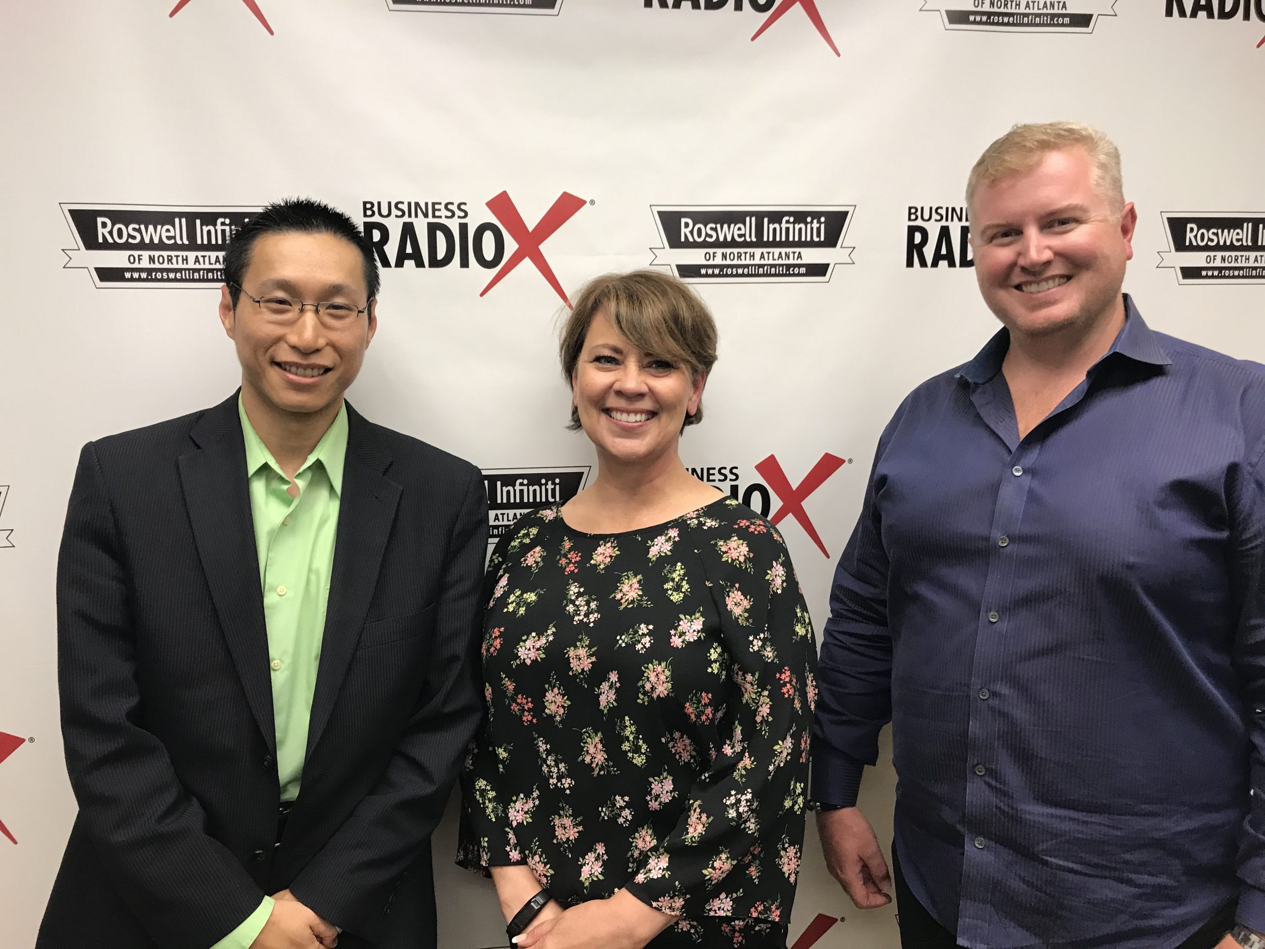 Family Business Radio, Episode 3: Cathy Hogan-Smith, Cachet Corporate Gift Services, and Brian Riggs, Foot Solutions Sandy Springs