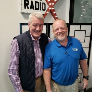 Franchise Marketing Radio: Ricky Richardson and Mike McClure with Eggs Up Grill