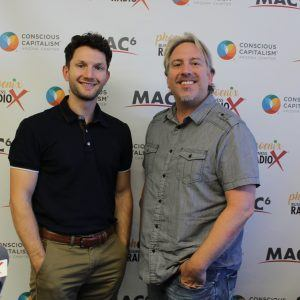 Photographer Jonathan Puente and Guest Host Ryan Parker with Xpleo Media