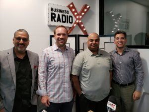 TECH TALK: Geoff Wilson with 352, Aman Bhardwaj with Liberty Defense Technologies and Robby Gulri with Proliant