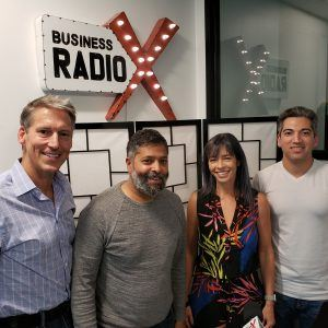 TECH TALK: Roxana Shershin with Digital Additive, K.P. Reddy with Shadow Ventures and Chris Weissman with TopRight