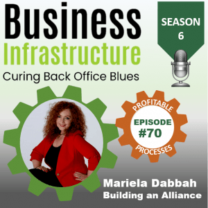 Episode 70: Mariela Dabbah's Building an Alliance Process