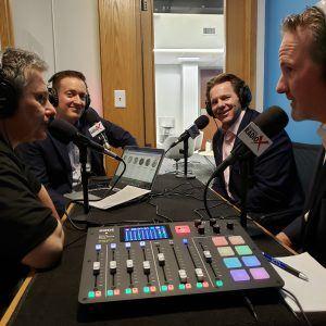 ATDC Radio: Karl Falk, Tracy Fox and Jonathan Steenland with BotDoc