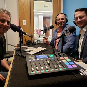 ATDC Radio: Brian Holloway and Tommy Zavieh with Frazier and Deeter