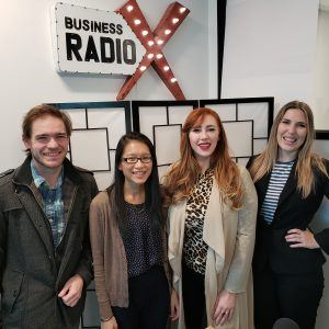 Atlanta Cares Radio: Ashleigh Poff with Industry Impact, Esther Kim with Ethne Health and Cody Turner with Sofar Sounds