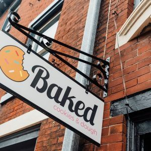 Franchise Marketing Radio: Max Berry with Baked Cookies and Dough