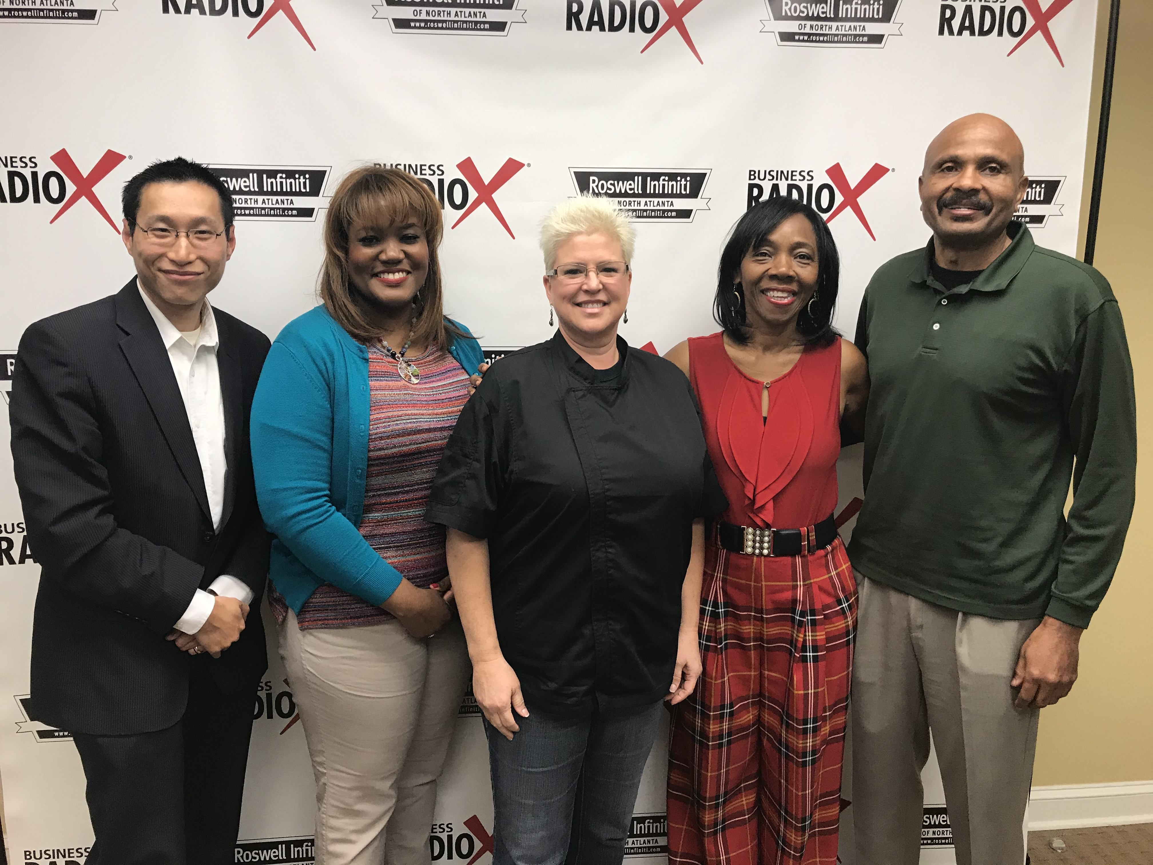 Family Business Radio, Episode 4: Valencia and Ozzie Giles, Lawrenceville-Suwanee School of Music, Melissa Gunderson, Morsels by Melissa, and Bonnie Mauldin, The Mauldin Group