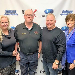 MARKETING MATTERS WITH RYAN SAUERS: Eddie and Wanda Price of Eddie's Automotive Service