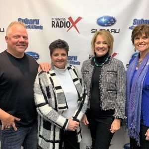 MARKETING MATTERS WITH RYAN SAUERS: Susan Nefzger of S. Nefzger PR & Web Marketing and Betsy Sheppard of Gilbert & Sheppard