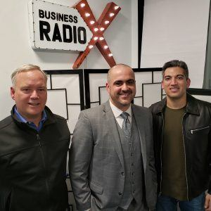 Tech Talk: Mike Dickerson with ClickDimensions and Joe Macchiarella with Trextel