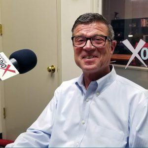 Steve Zylstra with the Arizona Technology Council in the studio at Valley Business RadioX in Phoenix, Arizona