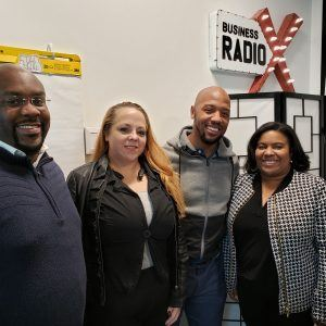 Velocity Small Business Radio: Kenneth Igwe with Baker Collins, Lisa Laday-Davis with Kennesaw CPA and Jacqueline Waller with Standing Room Events