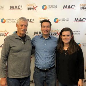 ARIZONA GOOD BUSINESS Scott McIntosh and Jennifer Burwell with MAC6