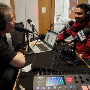ATDC Radio: DataSeers Founder Adwait Joshi