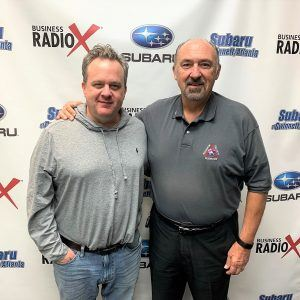 Randy Davidson with Georgia Entertainment News
